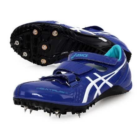 (男女) ASICS HEATRUSH NS 2 日製田徑釘鞋- 短距離 亞瑟士 藍白