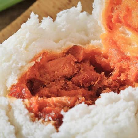 【南門點心坊】蠔油叉燒包(6入)