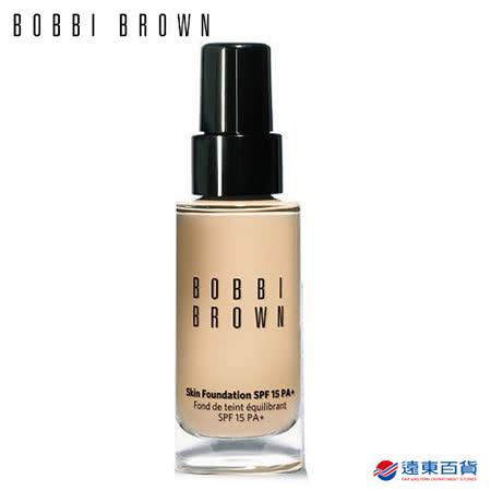 BOBBI BROWN 芭比波朗 自然輕透粉底液SPF15 PA+ 30ML(柔沙)