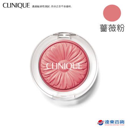 CLINIQUE 倩碧 花漾腮紅3.5G(薔薇粉)