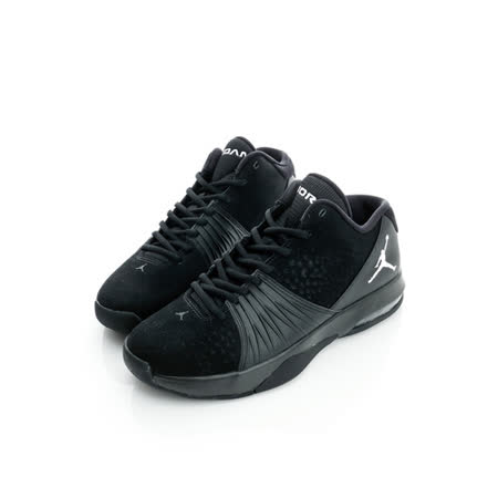 NIKE(男)JORDAN籃球鞋-黑-807546010