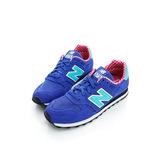 New Balance(女)復古慢跑鞋-寶藍-WL373BGP