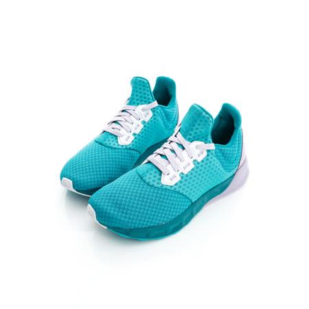 adidas(女)慢跑鞋-藍綠/紫-AQ5099