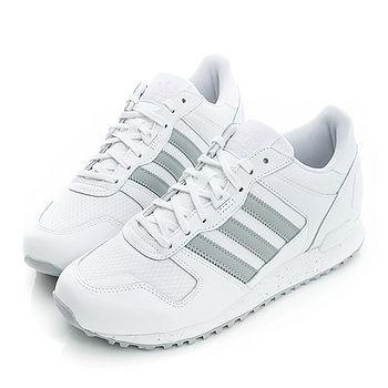 adidas(女)經典復古鞋-白-S78939
