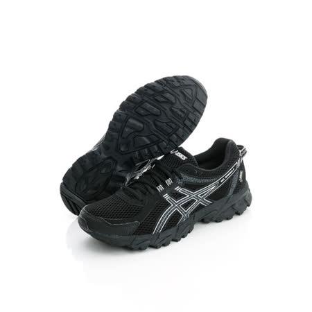asics(男)慢跑鞋-黑-T638N9099
