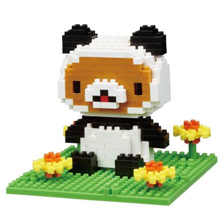 (購物車)《Nano Block迷你積木》【 拉拉熊系列 】NBH - 112 拉拉熊貓熊版