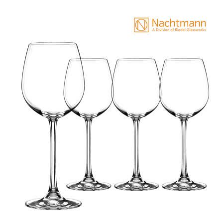 【NACHTMANN】紅酒杯-Vivendi(474ml/4入)