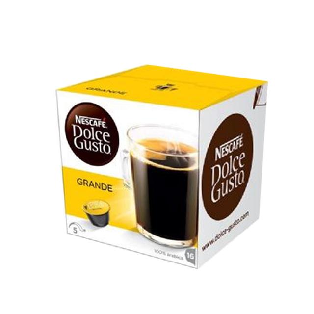 雀巢 美式醇郁濃滑咖啡膠囊^(Grande Crema^)