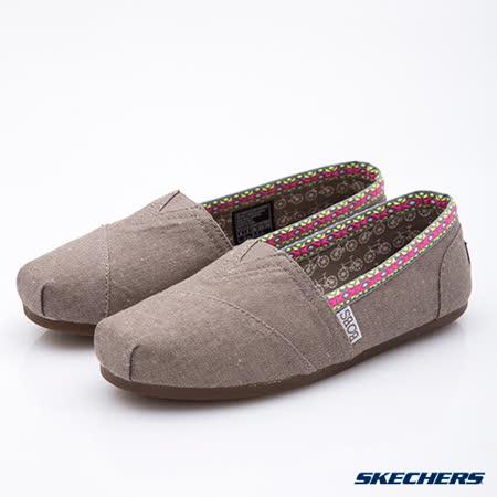 SKECHERS (女) 時尚休閒系列 BOBS - 33894TPE