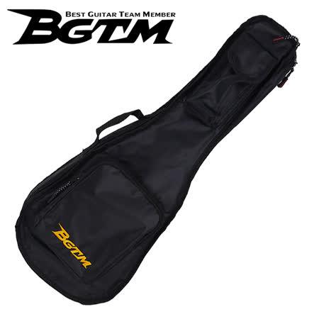 ★集樂城樂器★BGTM UK-01 超高質感26吋烏克麗麗琴套(雙背/厚棉)-黑色