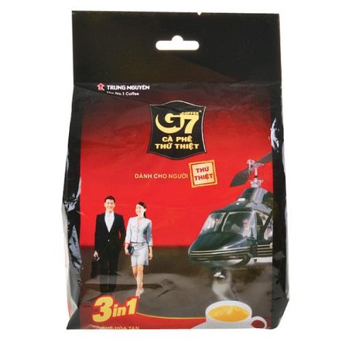 ~G7~三合一即溶咖啡200包組^(4袋裝^)