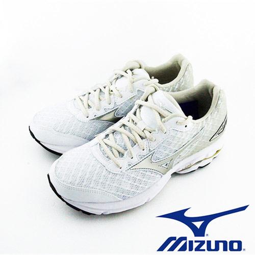[韓國限量版 EXID 代言] Mizuno WAVE RIDER 19 男女款慢跑鞋(限定版) J1GR160375