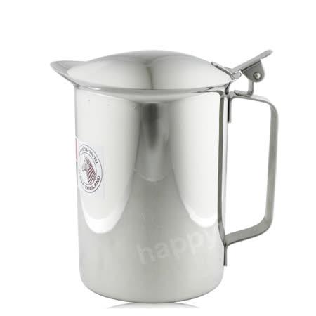 斑馬牌不鏽鋼冷水壺掀蓋式1.5L冷泡茶壺