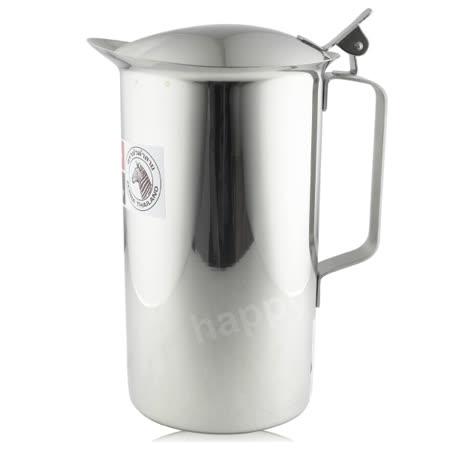 斑馬牌不鏽鋼冷水壺掀蓋式1.9L冷泡茶壺