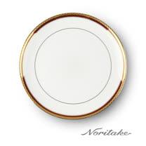 【NORITAKE】華漾風華金邊中式圓盤(24cm)