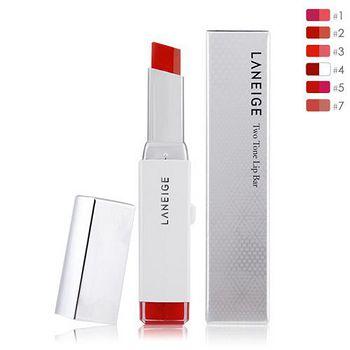 LANEIGE 蘭芝 超放電絲絨雙色唇膏 (2g)多色可選 咬唇妝