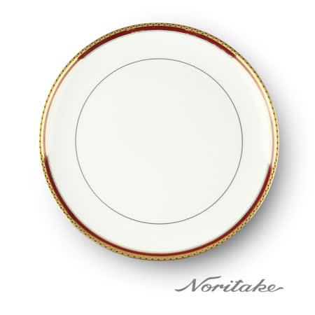 【NORITAKE】華漾風華金邊中式圓盤(27cm)