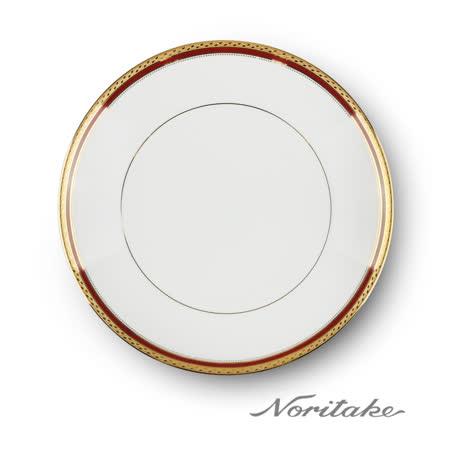 【NORITAKE】華漾風華金邊中式深圓盤(23.5cm)