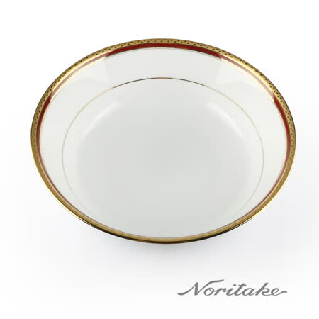 【NORITAKE】華漾風華金邊蔬菜缽(22.7cm)
