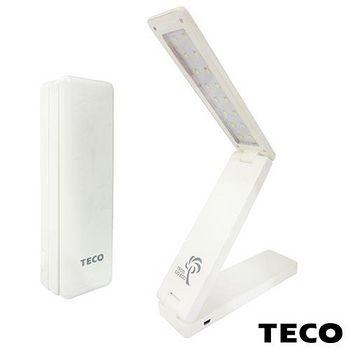 TECO東元 攜帶式LED摺疊燈 XYFDL504