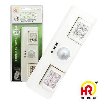 HomeResource 電池式人體感應燈 BO-LED006