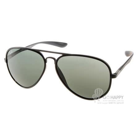 RayBan太陽眼鏡 百搭經典款(黑) #RB4180 601S71 -58mm