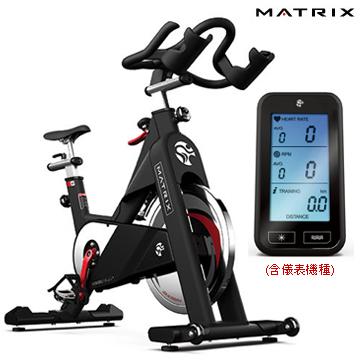 Matrix IC3佩 佩 媽 飛輪健身車(含儀表)