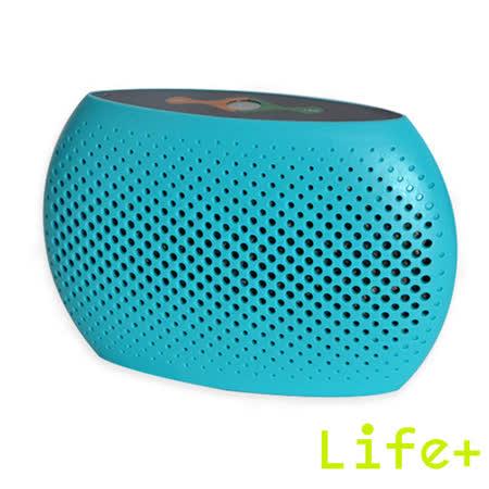 【Life Plus】衣櫥/書櫃/鞋櫃_無線防潮除濕機 (綠色)