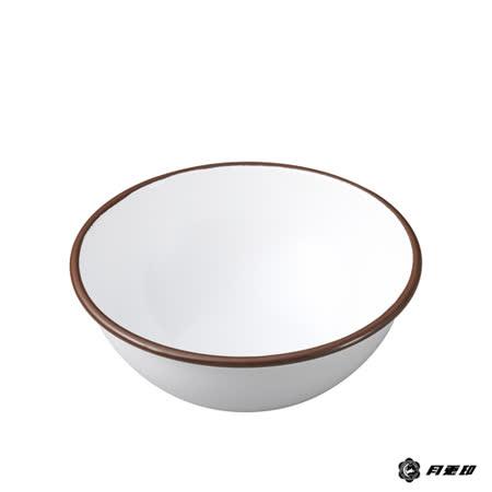 月兔印-琺瑯調理盆(18cm)