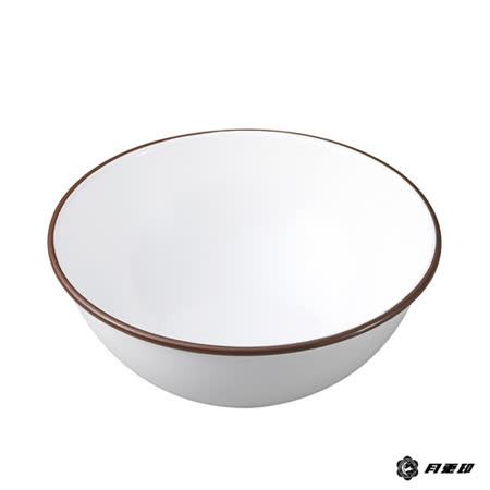月兔印-琺瑯調理盆(22cm)