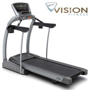 《VISION》TF40 Classic 電遠東 週年 慶動跑步機