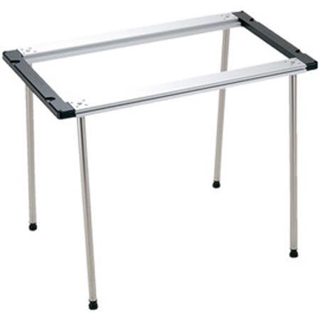 日本 Snow Peak IGT 標準框架組-660 (Iron Grill Table Frame) 戶外露營野炊固定架.料理架.置物架 CK-145
