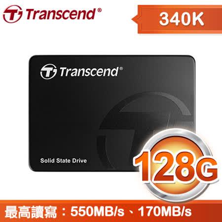 Transcend 創見 340K 128G 7mm S3 SSD 固態硬碟