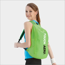 【TOUCH AERO】隨身摺疊收納雙肩後背包 TR013