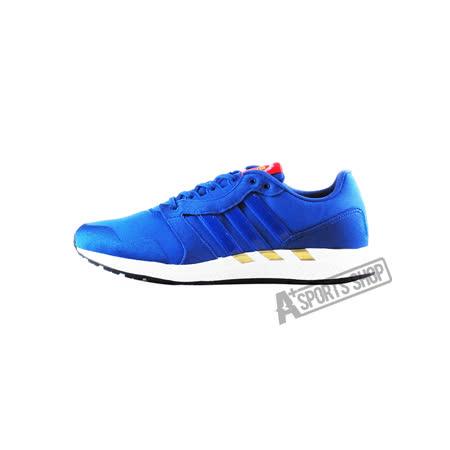 ADIDAS (男) 愛迪達 EQUIPMENT 16 CNY 慢跑鞋 藍-AQ5586