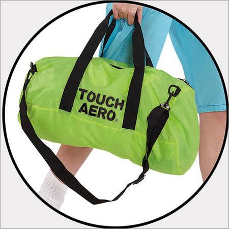 【TOUCH AERO】隨身摺疊收納圓桶背包 TR006
