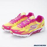 SKECHERS (女) 跑步系列 GO Run 4 2016 - 13996LMHP