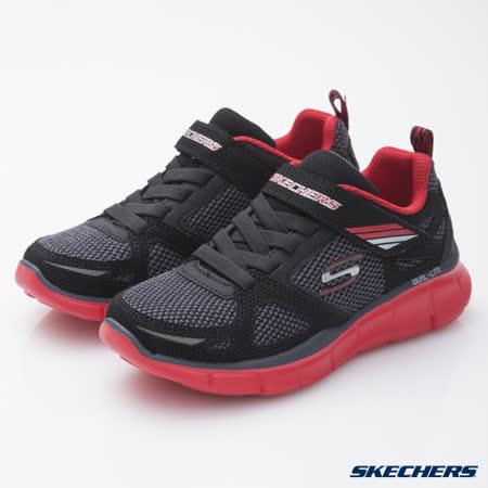 SKECHERS (童) 男童系列 Equalizer - 95533LBKRD