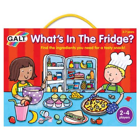 英國GALT桌遊-什麼東西在冰箱