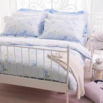 OLIVIA 《奧黛莉》單人床包歐式枕套兩件組 鄉村公主房