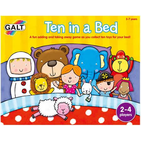 英國GALT桌遊-睡前點點名