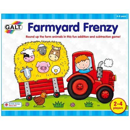 英國GALT桌遊-瘋狂農家