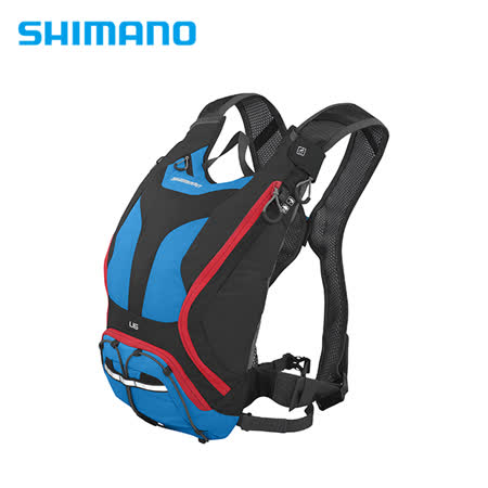 SHIMANO UNZEN 登山車背包 無水袋 6L 英國藍
