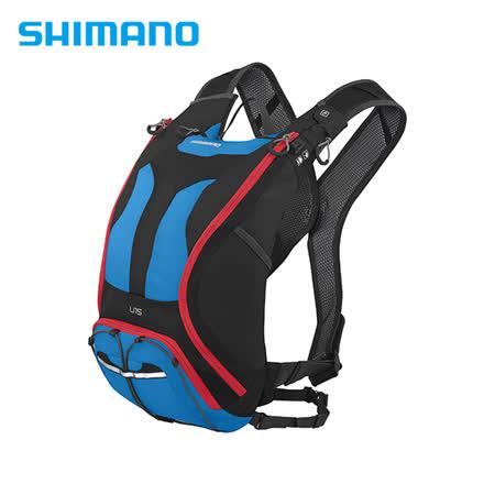 SHIMANO UNZEN 登山車背包 無水袋 15L 英國藍