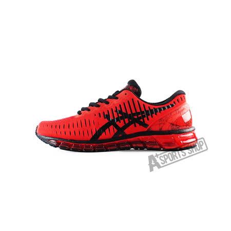 ASICS (男) 亞瑟士 GEL-QUANTUM 360 慢跑鞋 紅-T5J1N0990