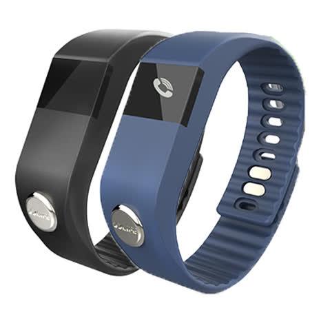 【GOLiFE】Care One 智慧健康手環 經典兩色設計,輕盈柔感材質 原廠公司貨