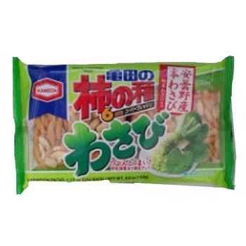 龜田柿之種-芥末 182g