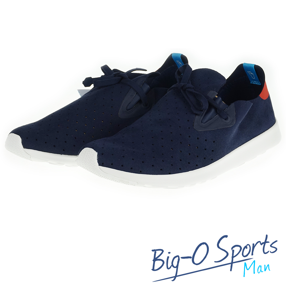 NATIVE APOLLO MOC 輕便鞋 休閒鞋 男 024004206 Big-O Sports