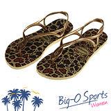 【Havaianas】哈瓦仕 細帶 珠光 巴西拖 沙灘拖鞋 女 HF6F2933N4 Big-O SPORTS