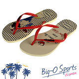 【Havaianas】哈瓦仕 公主系列 巴西拖 沙灘拖鞋 女 HF6F5045R3 Big-O SPORTS